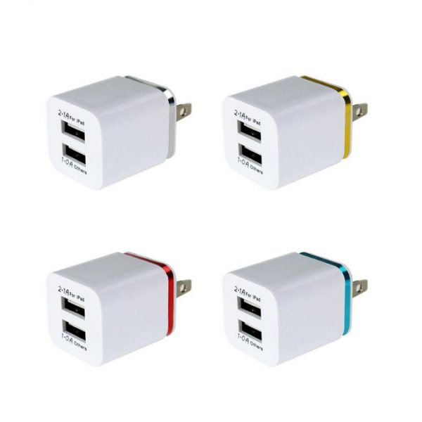 2USB Wall Charger 2.1amp