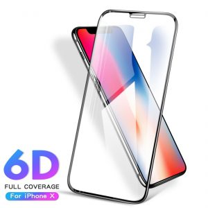 iPhone X Tempered Glass 6D