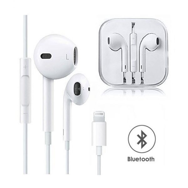Bluetooth iPhone Lightin Earpod