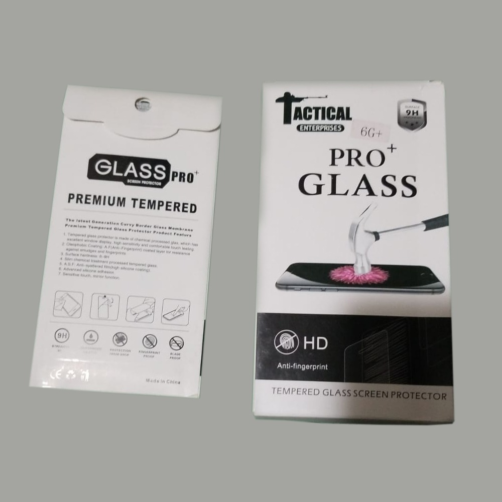 3D 9H iPhone Tempered Glass