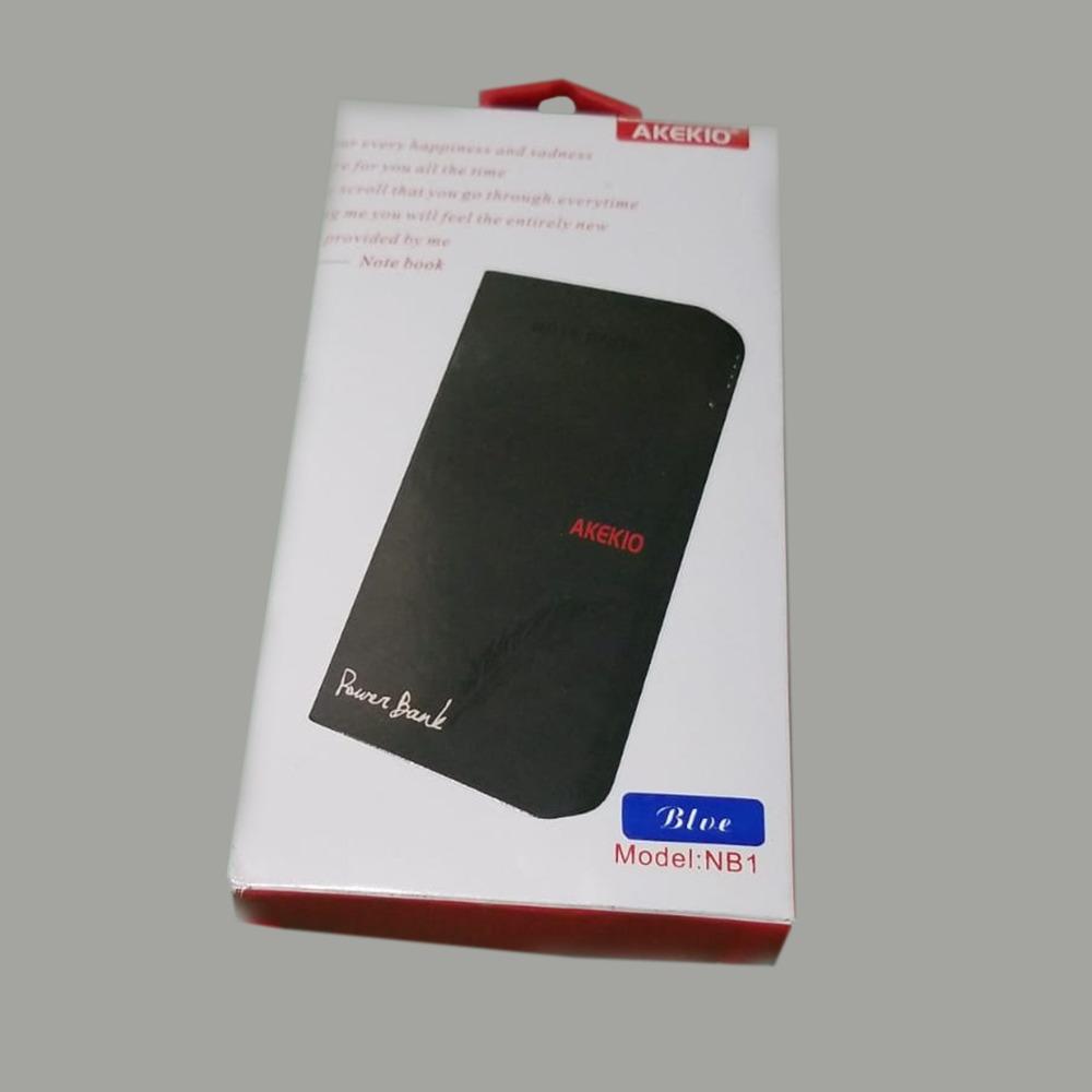 Power Bank 4000 mAh Dual input