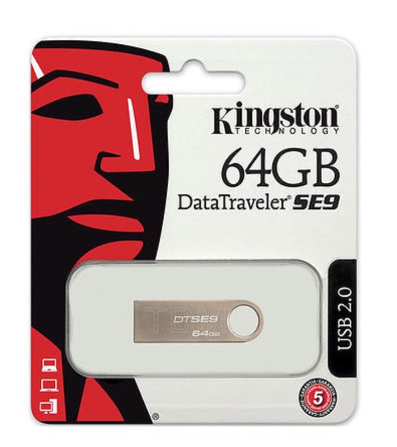 Kingston 64GB Flash drive